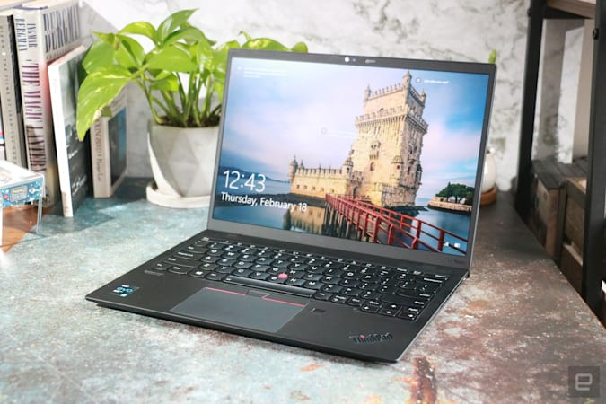 Lenovo Thinkpad X1 Nano